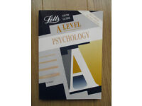 Letts A level study guide to psychology - paperback