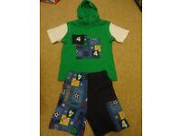 boys set hoodie + trousers