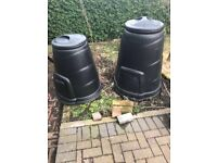 Compost bins for your garden