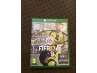 FIFA 17/ Xbox one