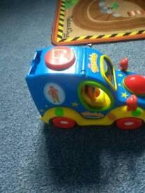 Mr Tumbles car