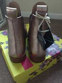 Brand New Joules Chelsea Boots
