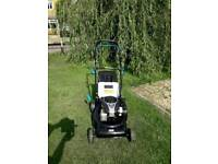 McAlister lawnmower. (Self propelled)
