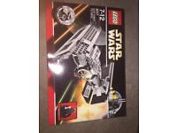 LEGO StarWars | Darth Vader's TIE Fighter 8017.