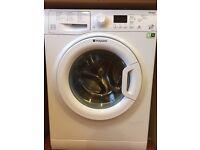 Hotpoint washing machine (8kg capacity)