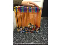 complete set of the wonderful world of knowledge children's books