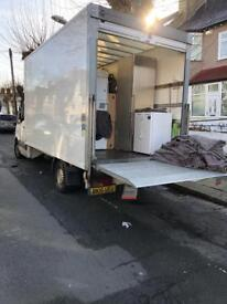 PUTNEY REMOVALS MAN AND VAN RUBBISH REMOVAL HOUSE OFFICE GARDEN CLEARANCE WASTE DISPOSAL KENSINGTON