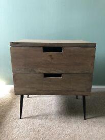 TK Maxx mid century modern drawers RRP £70