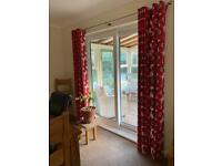 Bespoke curtains for patio door price drop again