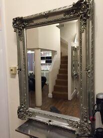 Mirrors H 85 w 115 d 6