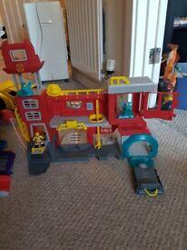 Transformers Rescue Bots toy bundle