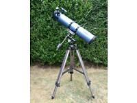 Telescope on EQ2 Mount