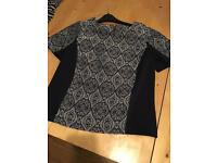Lovely top size 8