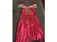 Girls disney dress up dress