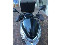 HONDA PCX 125, 2012Reg Very Low Milage Excellent Condition
