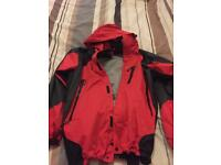 North face summit series 3 in 1 jacket size large