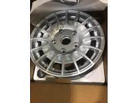Genuine OZ Racing Transit Custom M Sport Alloy Wheels