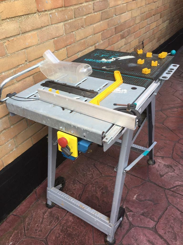 Wolfcraft Work Bench Router Saw Table In Lowestoft