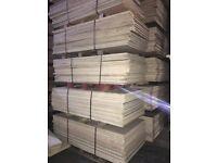 38mm Thick Mezzanine Floor Boards, Loft Boards, 2700mm X 1020mm £12.50 + vat