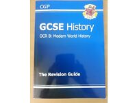 CGP GCSE HISTORY REVISION GUIDE