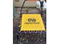 kids childrens 1st junior small trampoline