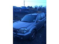 2004 Nissan X trail for breaking/parts