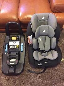 Joie I anchor advanced car seat