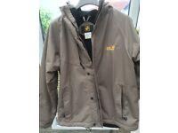 Jack Wolfskin Mans outdoor lined Jacket