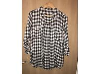Women's *asda GEORGE* shirt uk size 8/10 small