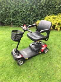 Pride Mobility Go-Go Elite Traveller Scooter