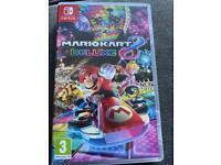 Mario Kart 8 Deluxe Brand new