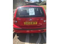 Hyundai GETZ FOR SALE £550 ONO MOT and very low milage