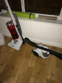 2 Free Working vacuum cleaners