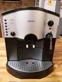 Krups Orchestro bean to cup coffee espresso machine