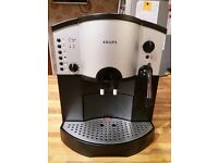 Krups Orchestro bean to cup coffee espresso machine