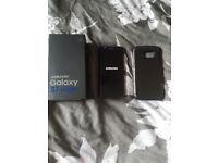 Samsung galaxy s7 edge 32gb in onyx black perfect condition