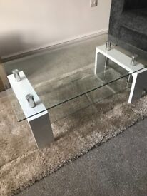 White Coffee Table Brand New