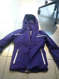 Nevica Ski Pants and Jacket, size 8, barely worn, will include goggles and gloves. £100 for the lot