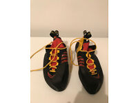 La Sportiva Genius - Size 44 Climbing shoes