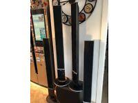 Surround Sound Cinema Speakers
