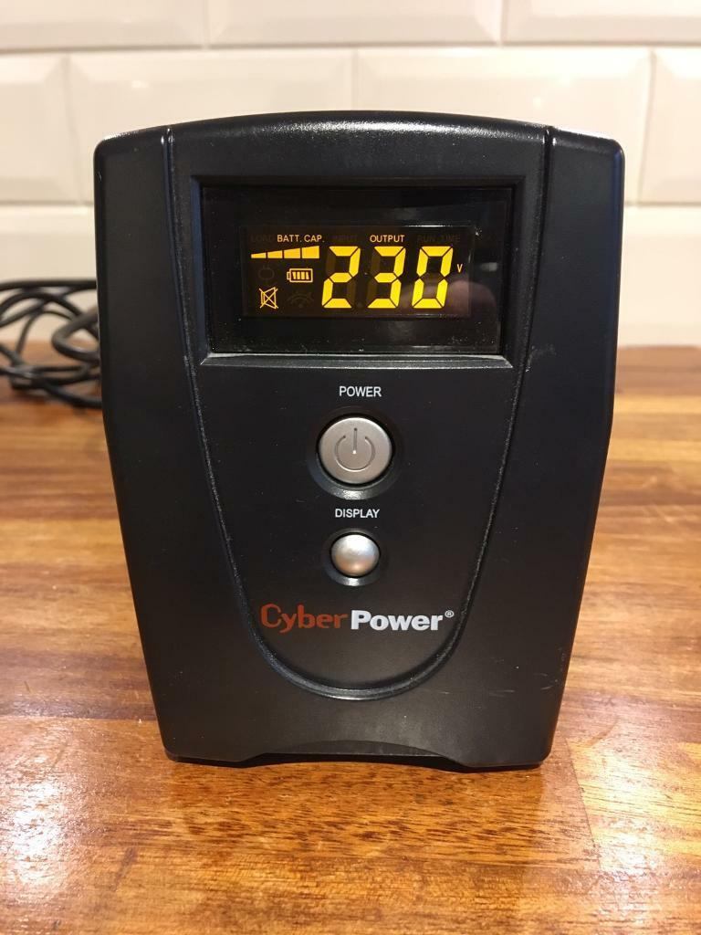 Cyberpower UPS battery 600VA | in Clifton, Bristol | Gumtree