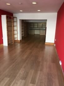 650 sq ft shop to let edgeley prescient Stockport excellent condition and ready to go