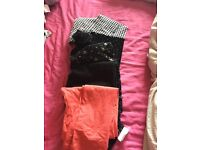 Bag of girls clothes 10-13 yr £10 for the lot