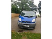 Vauxhall Vivaro Van for sale