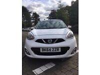 Nissan Micra 2014 Excellent Condition! Low Mileage: 15 000! High Spec Model! P/X Welcome
