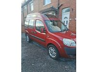 Fiat Doblo motorhome/campervan project spares or repairs