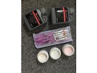 Full acrylic nail kit