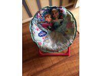 Disney Frozen Baby Saucer Chair