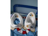 Winnie the Pooh Potty and Toilet Training Seat