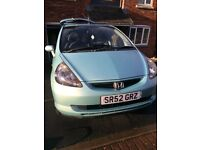 Honda Jazz Hatchback 5 door Automatic